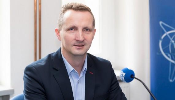 Sławomir Kopczewski, fot. Joanna Szubzda