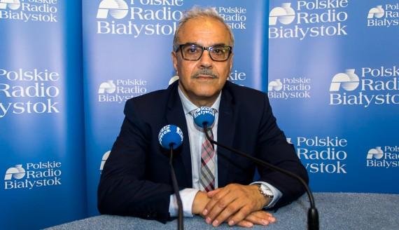 Khalid Saeed, fot. Monika Kalicka