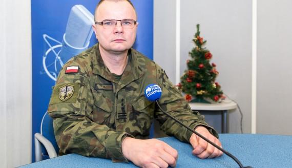 płk Rafał Lisek, fot. Monika Kalicka