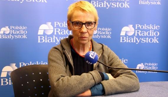 Katarzyna Deszcz, fot. Wojciech Szubzda