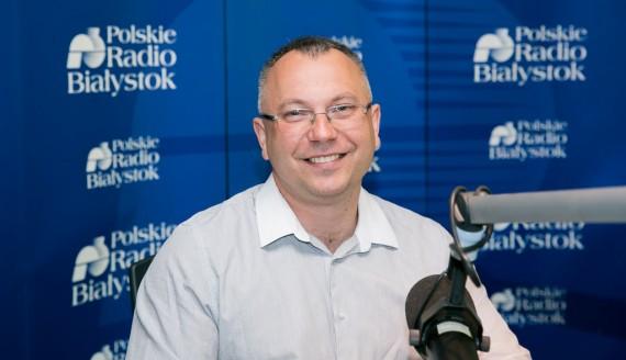 Cezary Mielko, fot. Joanna Żemojda