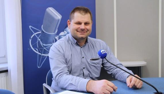Grzegorz Suszko, fot. Marcin Gliński