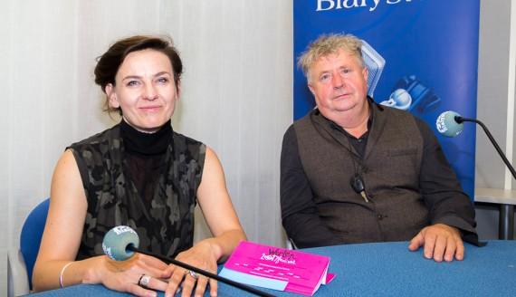 Agata i Dariusz Skibińścy, fot. Monika Kalicka