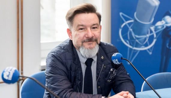 dr Maciej Kłopotowski, fot. Joanna Szubzda