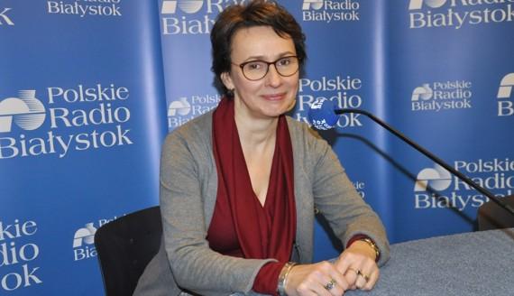 Agnieszka Romaszewska-Guzy, fot. Marcin Gliński