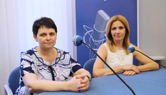 Teresa Fiedorczuk i Katarzyna Krupicka, fot. Marcin Gliński