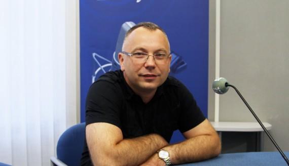 Cezary Mielko, fot. Marcin Gliński
