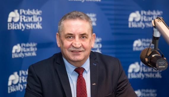 Józef Mozolewski, fot. Joanna Szubzda