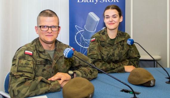 Łukasz Wilczewski i Patrycja Zawistowska, fot. Monika Kalicka