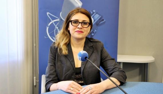 Agnieszka Nazaruk-Zdanuczyk, fot. Sylwia Krassowska