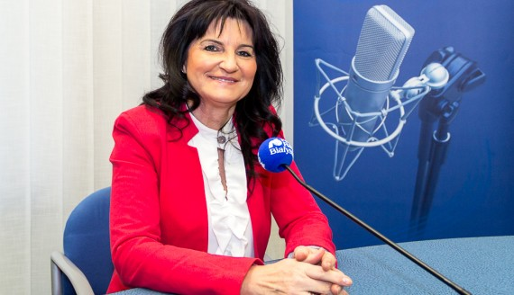 Małgorzata Zdrodowska, fot. Monika Kalicka