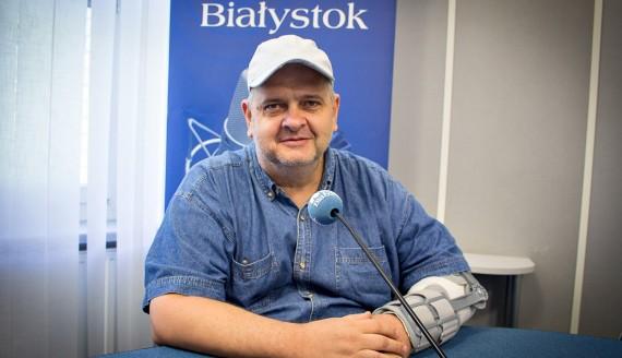 Marek Gąsiorowski, fot. Sylwia Krassowska