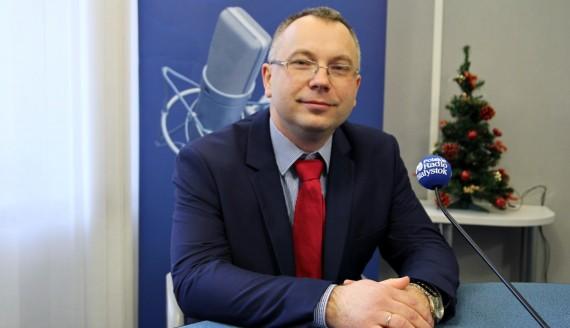 Cezary Mielko, fot. Sylwia Krassowska