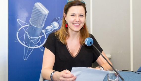 Katarzyna Sawicka-Mierzyńska, fot. Monika Kalicka