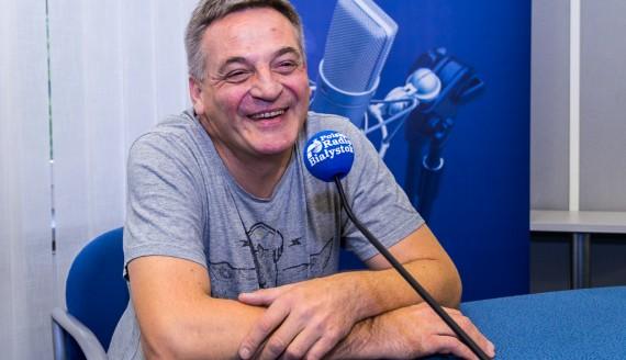Marek Tyszkiewicz, fot. Monika Kalicka