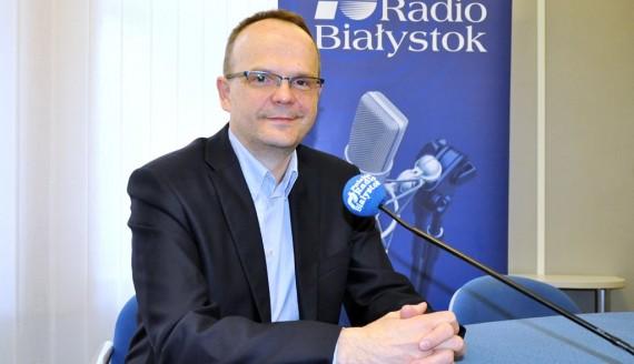 prof. Robert Ciborowski, fot. Marcin Mazewski
