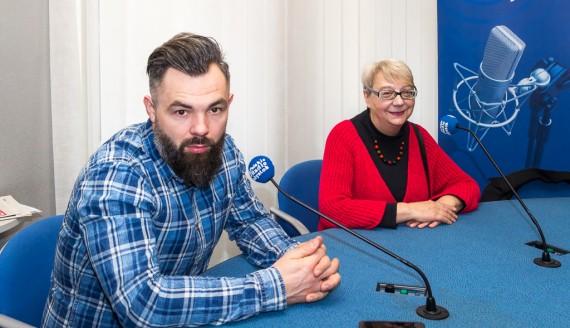 Piotr Szekowski i Krystyna Korolczuk, fot. Joanna Żemojda