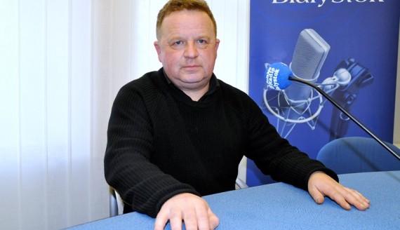 Krzysztof Oszer, fot. Marcin Mazewski