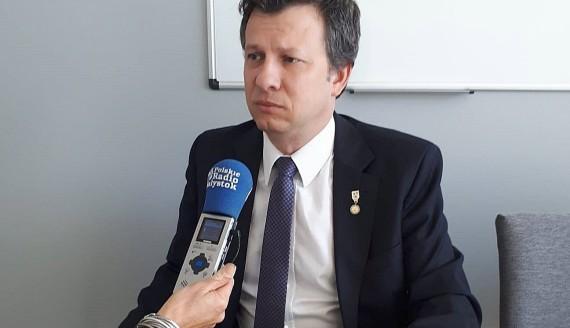 Marek Michalak, fot. Iza Serafin