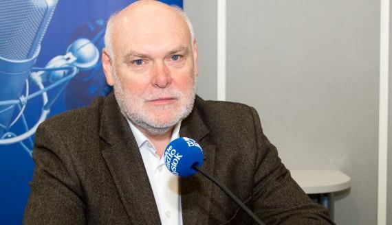 Leszek Sokołowski, fot. Monika Kalicka