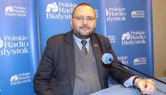 Piotr Lorens, fot. Marcin Gliński