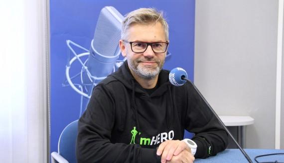 Grzegorz Kuczyński, fot. Marcin Gliński