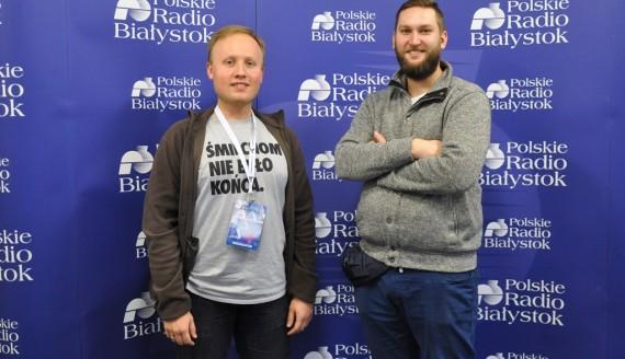 Piotr Jać i Damian Dworakowski, fot. Marcin Gliński
