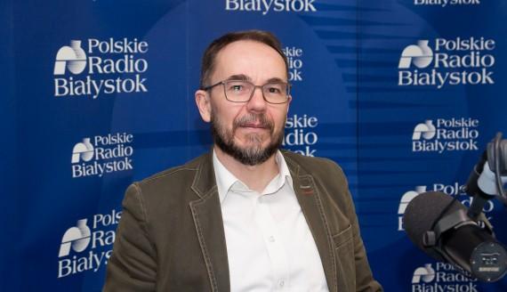 Prof. Mirosław Radkiewicz, fot. Joanna Żemojda