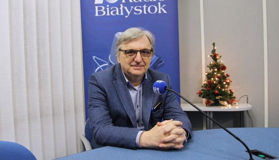 prof. Jan Poleszczuk, fot. Marcin Gliński