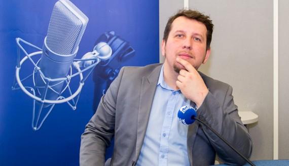 Radosław Puśko, fot. Monika Kalicka