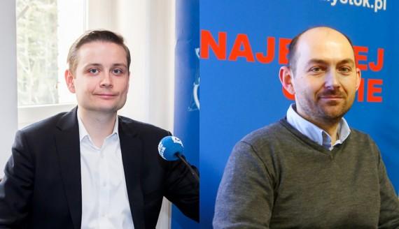 Piotr Kempisty i Bogdan Pszonak, fot. PRB