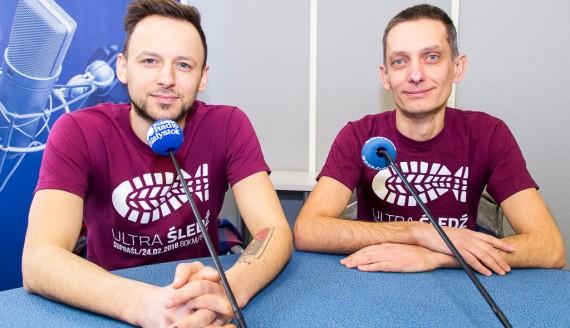 Marcin Matejczuk i Wojciech Mojsak, fot. Monika Kalicka