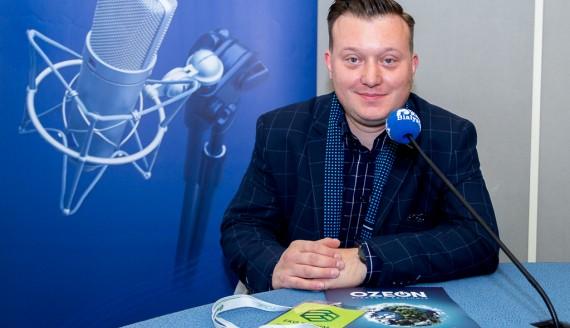 Krzysztof Stawnicki, fot. Monika Kalicka