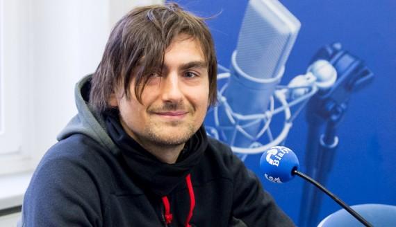 Dr Adam Bartnicki, fot. Joanna Żemojda
