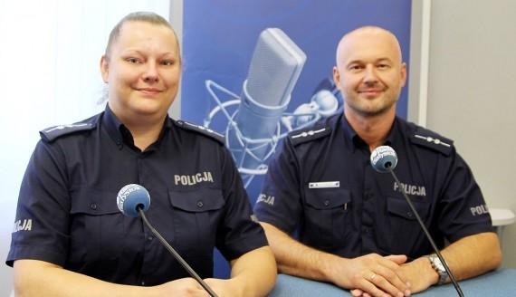 Anna Mortel i Wojciech Kosikowski, fot. Marcin Mazewski