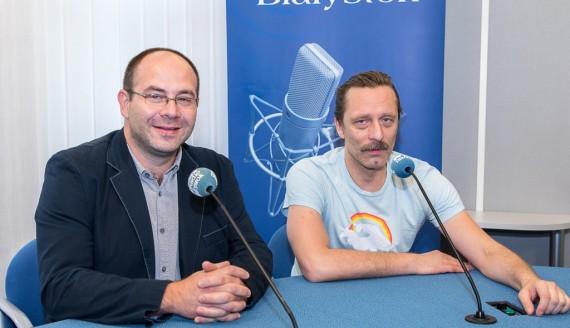 Piotr Półtorak i Mikołaj Mikołajczyk, fot. Monika Kalicka