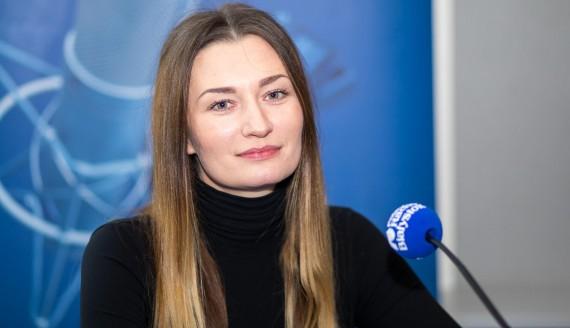 Diana Wądołowska, fot. Monika Kalicka
