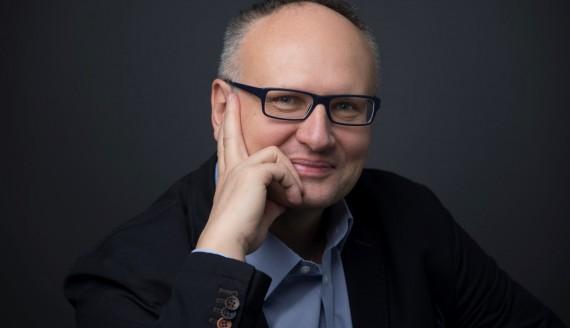 Paweł Lisicki, fot. Robert Gardziński dla Do Rzeczy