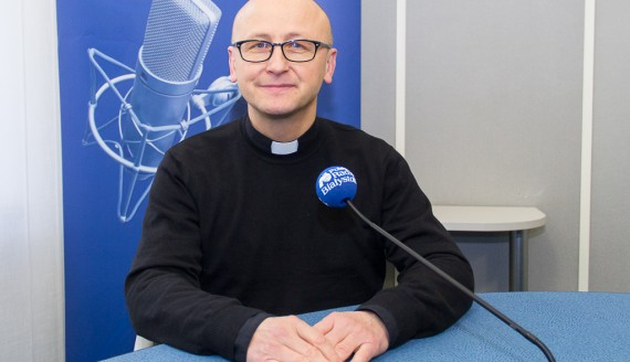 ks. Andrzej Proniewski, fot. Monika Kalicka