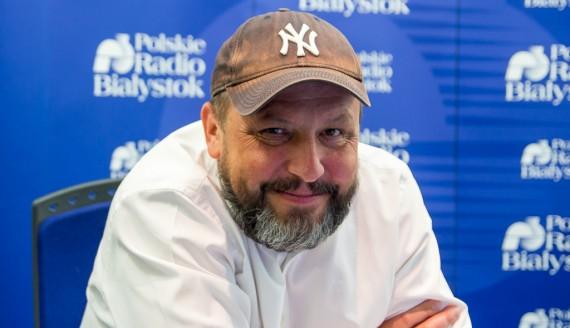 Grzegorz Dąbrowski, fot. Joanna Sikora
