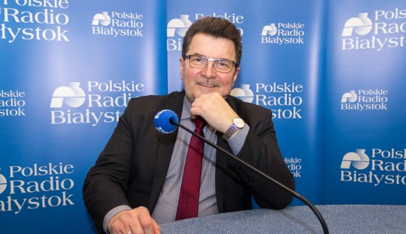 Zbigniew Krysiak, fot. Monika Kalicka