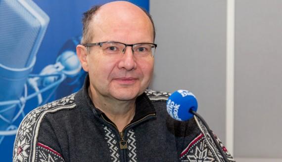 prof. Piotr Banaszuk, fot. Joanna Szubzda