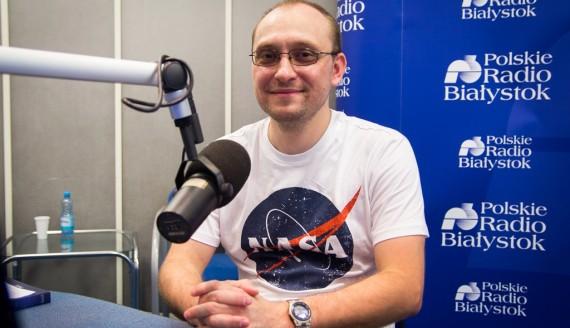 Łukasz Wołyniec, fot. Sylwia Krassowska