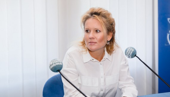 dr Ewa Tokajuk, fot. Joanna Szubzda