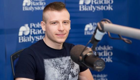 Łukasz Zajcew, fot. Joanna Szubzda