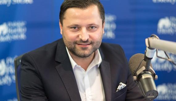 Paweł Łucyk, fot. Monika Kalicka