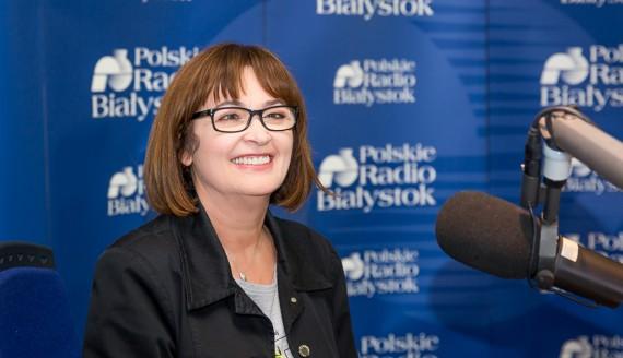 Grażyna Dworakowska, fot. Joanna Szubzda