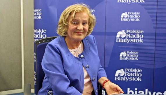 prof. Maria Borawska, fot. Sylwia Krassowska