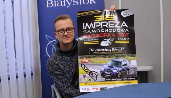 Piotr Bagniuk, fot. Marcin Gliński