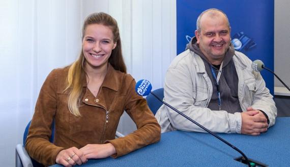 Katarzyna Antosiewicz i Marek Gąsiorowski, fot. Monika Kalicka